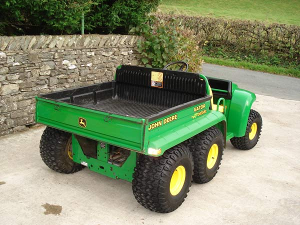 john deere gator 6x4 diesel for sale. Black Bedroom Furniture Sets. Home Design Ideas