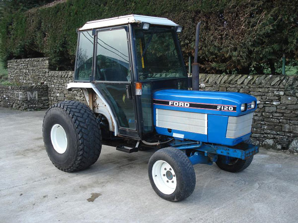 Ford 2120 Tractor : Ford tractor
